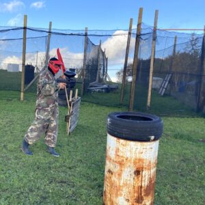 Paintball - hos Outdoor Games